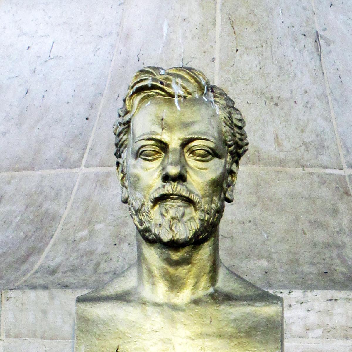Bust of Eiffel