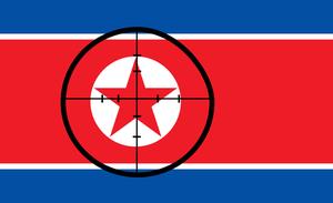N Korea target