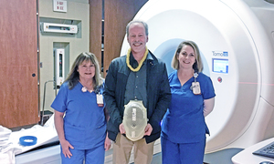 Post-operative radiation therapy is the standard of care for most patients with cancers like mine, adenoid cystic carcinoma.
